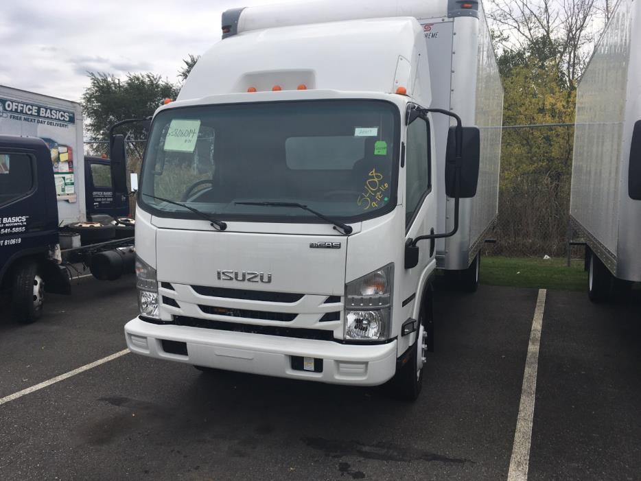 2016 Isuzu Isuzu  Box Truck - Straight Truck