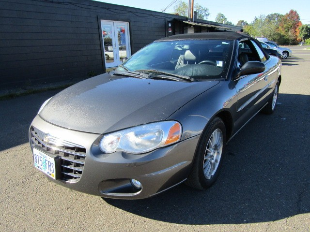 2004 Chrysler Sebring Convertible LXi 80K LOW MILES 1 OWNER !!