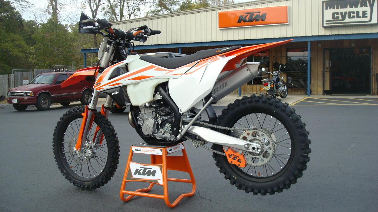 ktm xc motorcycles for sale in alabama. Black Bedroom Furniture Sets. Home Design Ideas