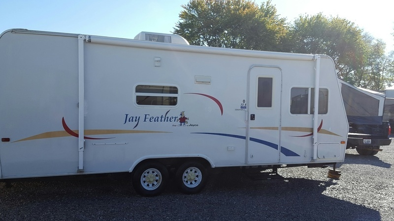 Astounding Jayco Jay Feather Exp M 23B Rvs For Sale Unemploymentrelief Wooden Chair Designs For Living Room Unemploymentrelieforg