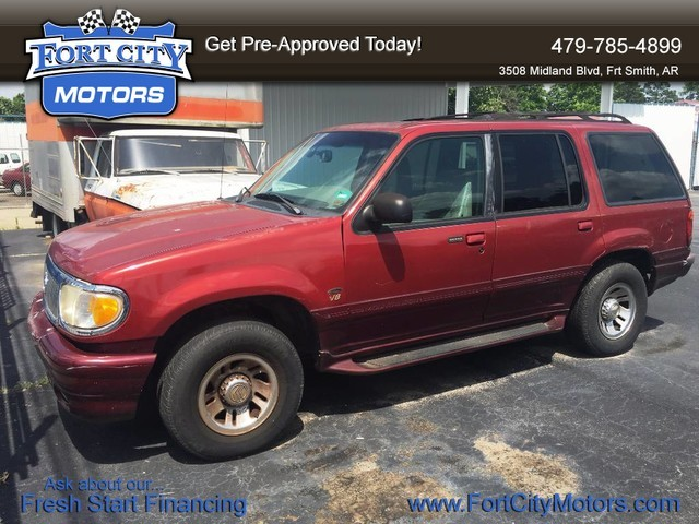 1999 Mercury Mountaineer 4dr 112 WB AWD