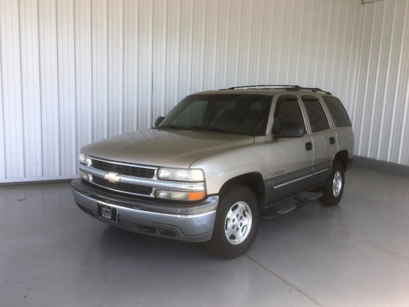 2000 Chevrolet New Tahoe 4dr LS