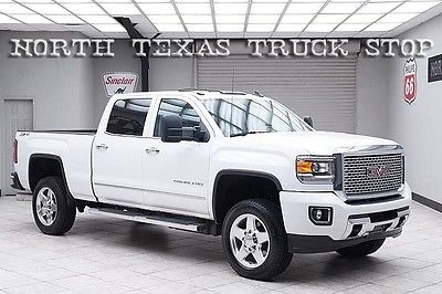 2015 GMC Sierra 2500  2015 Sierra 2500HD Diesel 4x4 SLT Denali Navigation Sunroof Camera 1 TEXAS OWNER