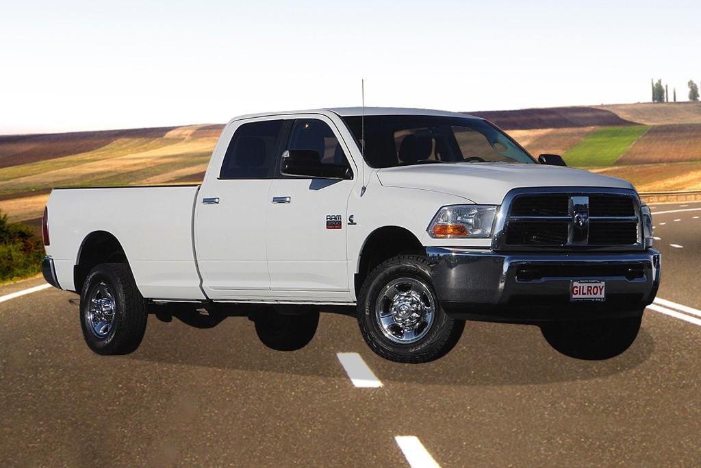 2012 Ram 3500 Slt Pickup Truck