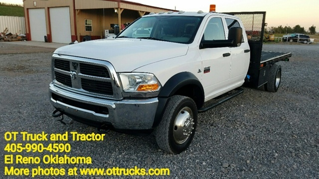 2012 Ram 5500 Hd Chassis  Pickup Truck