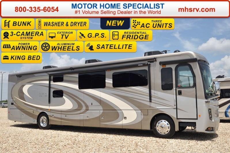 Holiday Rambler Endeavor 40G Bunk House RV for Sale W/Ki