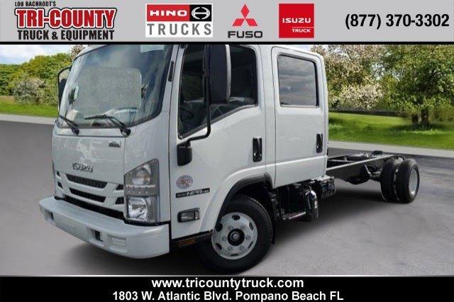 2016 Isuzu Truck Npr Hd Crew Cab  Box Truck - Straight Truck