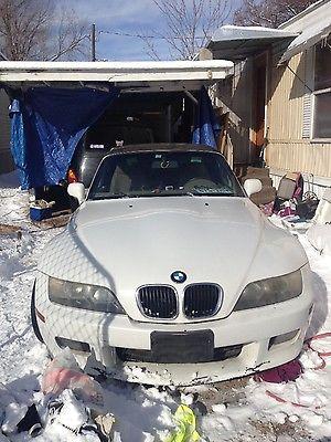 2001 BMW Z3 bmw z3