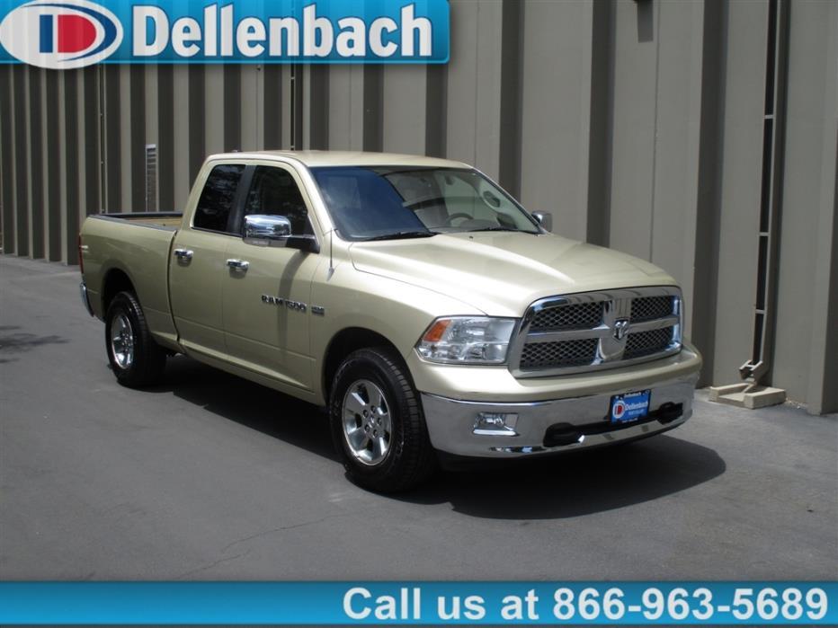 2011 Ram 1500 Laramie  Pickup Truck