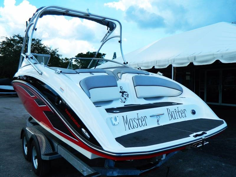 Yamaha ar 240 boats for sale in clearwater florida for Yamaha dealers in arkansas