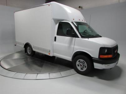 2016 Gmc Savana 3500 Box Truck - Straight Truck