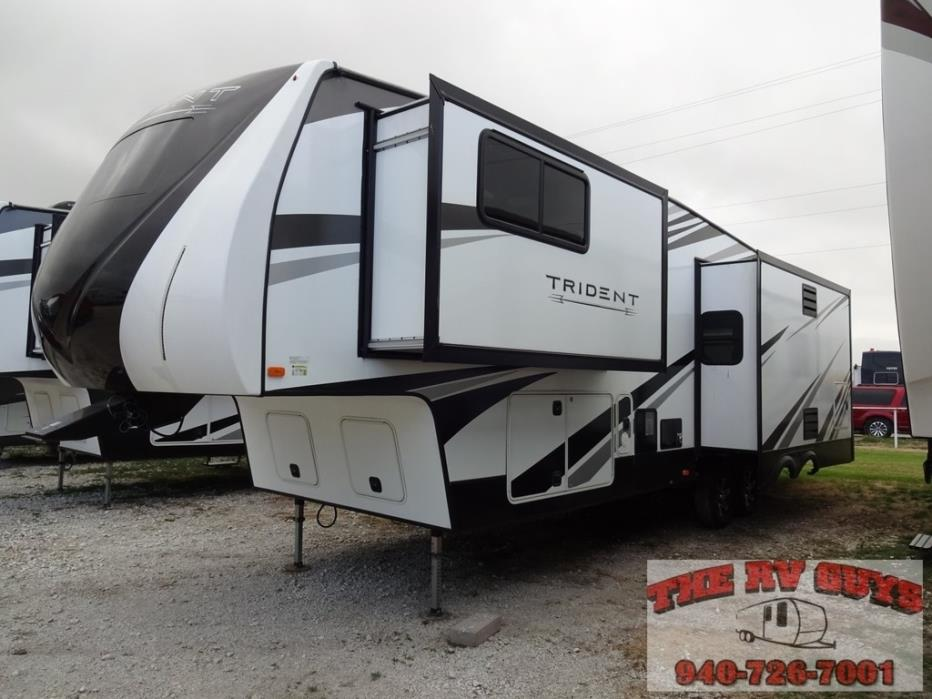 2016 Evergreen Rv Trident 359RL