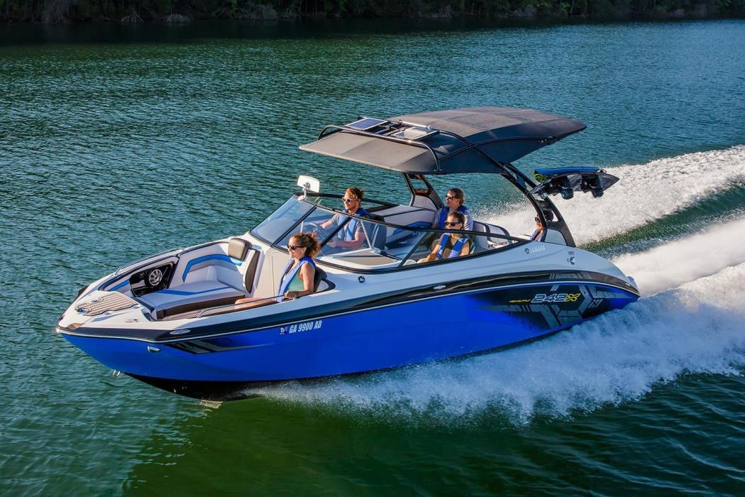 2015 yamaha boats for sale in clearwater florida for Yamaha jet boat for sale florida
