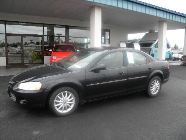 2003 Chrysler Sebring LXi Sedan