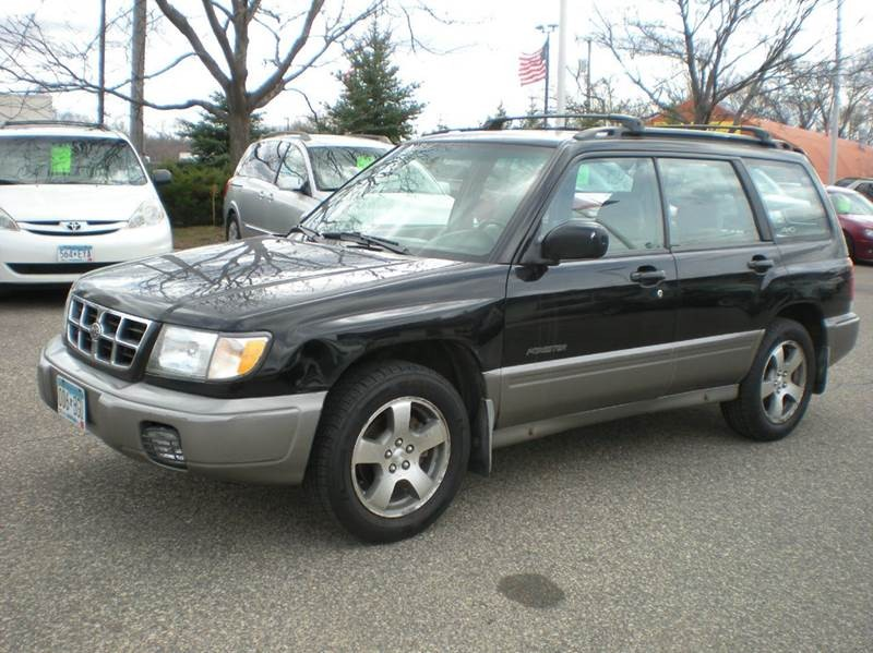 2000 Subaru Forester S AWD 4dr Wagon