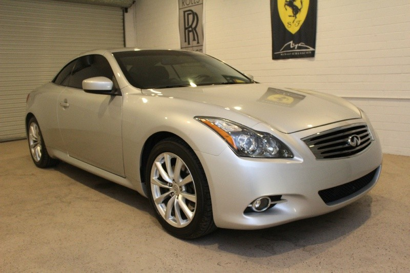 2011 Infiniti G37 Convertible 2dr Limited Edition