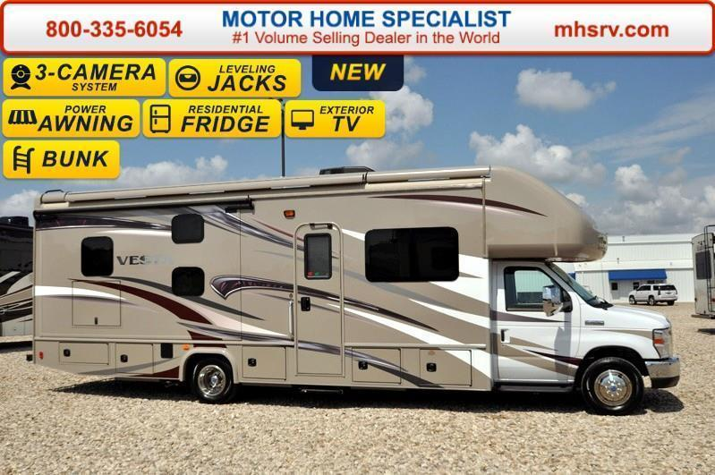 2017 Holiday Rambler Vesta 30D Class C Bunk House RV for Sale