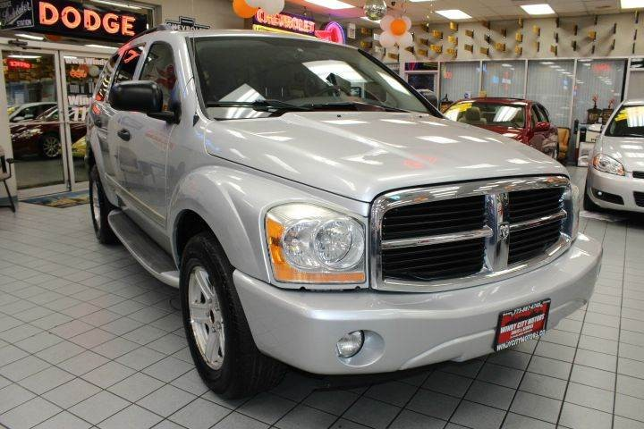 dodge durango 2004 cars for sale. Black Bedroom Furniture Sets. Home Design Ideas