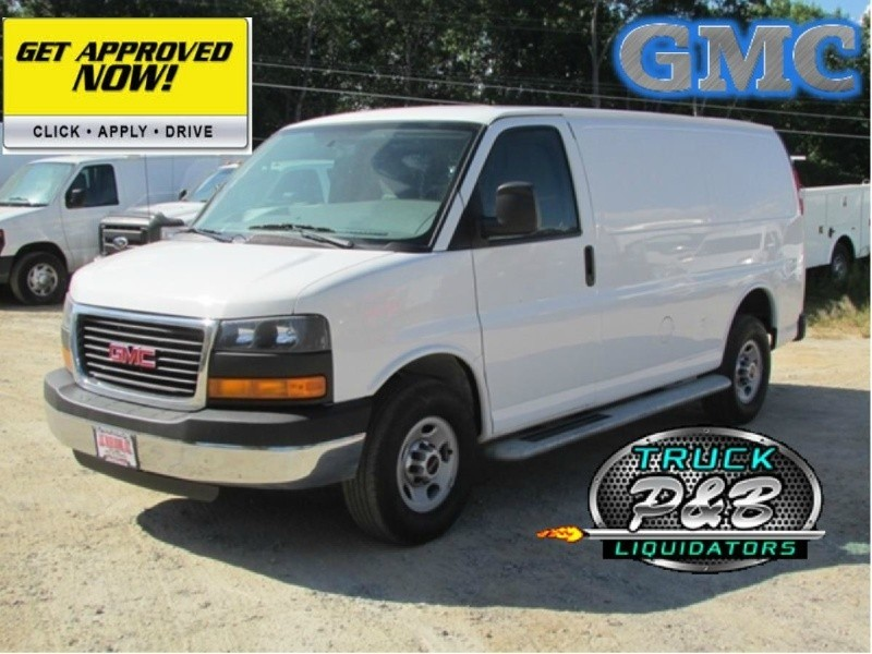 2015 GMC Savana Cargo Van 2500 4.8L V8,Double Doors,Only 13K MI! CALL NOW