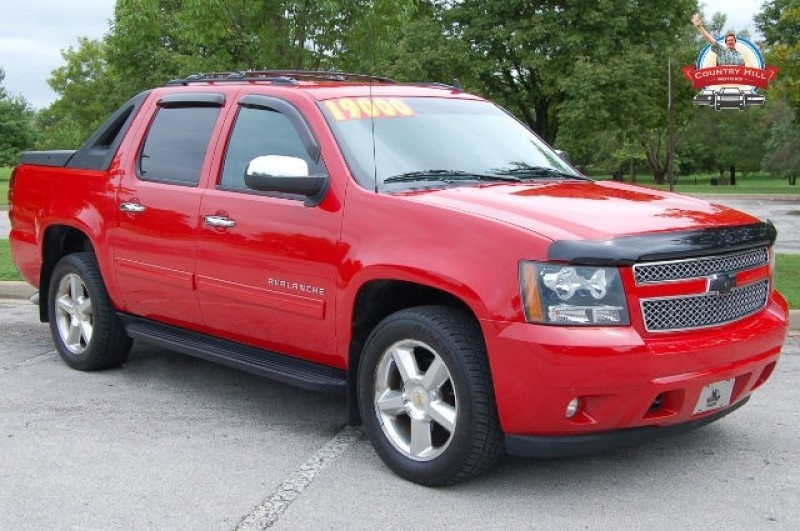 2011 Chevrolet Avalanche 1500 LS