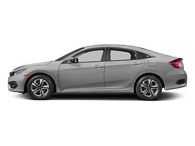 2017 Honda Civic EX CVT w/Honda Sensing EX CVT w/Honda Sensing New 4 dr Sedan CVT Gasoline 2.0L 4 Cyl Lunar Silver Metal