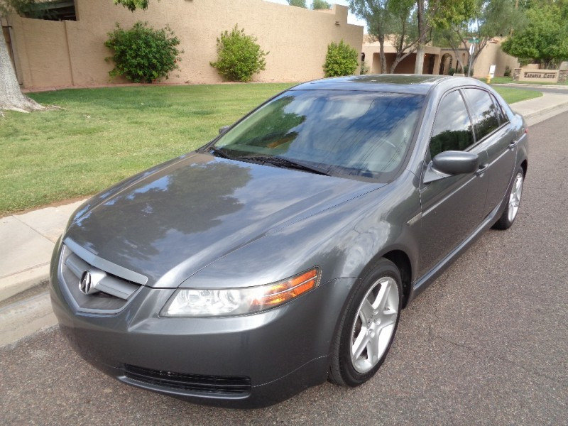 ** 2006 Acura TL * Navigation * 2-Owner * Clean Carfax * Nice! **