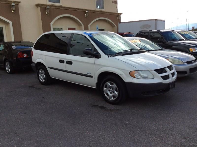 2003 Dodge Caravan 4dr SE 113 WB
