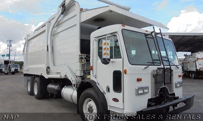 Garbage Truck Power Wheels : Peterbilt cars for sale