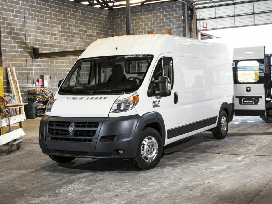2017 Ram Promaster 3500  Cargo Van