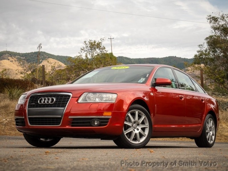 audi a6 2005 cars for sale. Black Bedroom Furniture Sets. Home Design Ideas