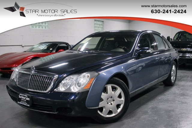 2004 Maybach 57 4dr Sedan SWB