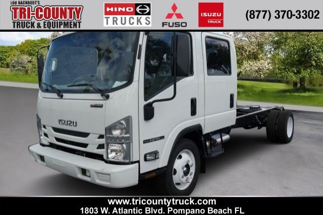 2016 Isuzu Truck Commercial Trk  Cab Chassis