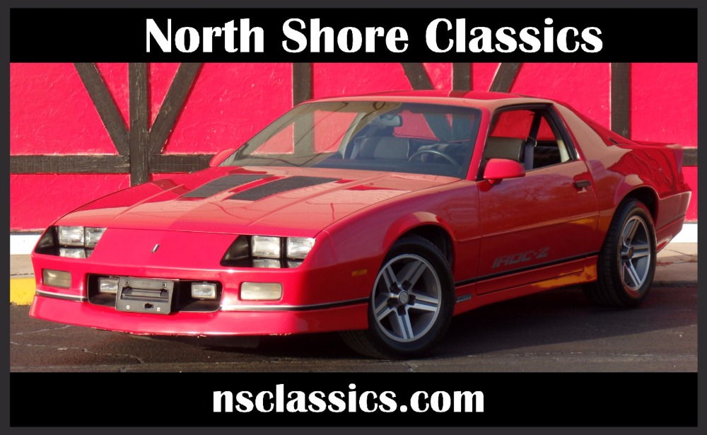 1987 Camaro Cars for sale