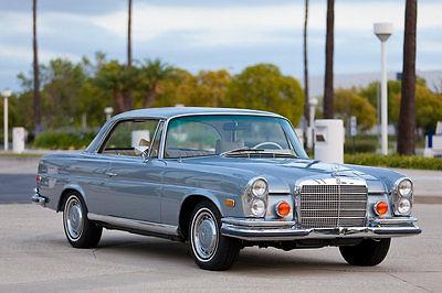 1971 Mercedes-Benz 280SE 3.5 A 3,000+ hour Restoration - Stunning!