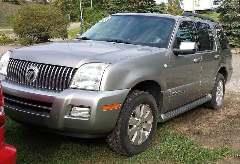 mercury mountaineer 2008 cars for sale. Black Bedroom Furniture Sets. Home Design Ideas