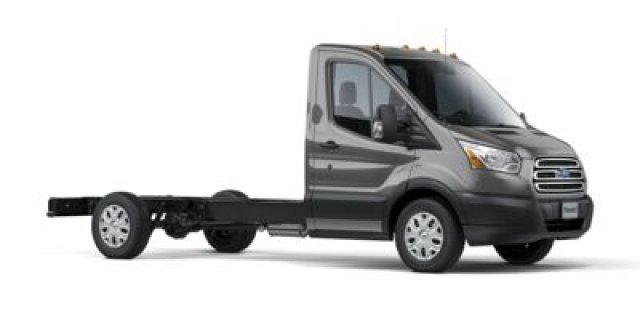 2017 Ford Transit Cutaway  Cutaway-Cube Van