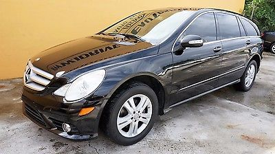 2008 Mercedes-Benz R-Class 2008 Mercedes-Benz R350 Panoramic Roof
