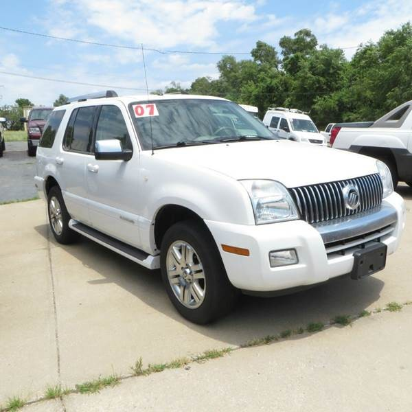 2007 Mercury Mountaineer Premier AWD 4dr SUV V6