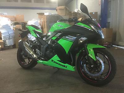 2014 Kawasaki Ninja 2014 Kawasaki Ninja EX300 EX 300 Runs Great!