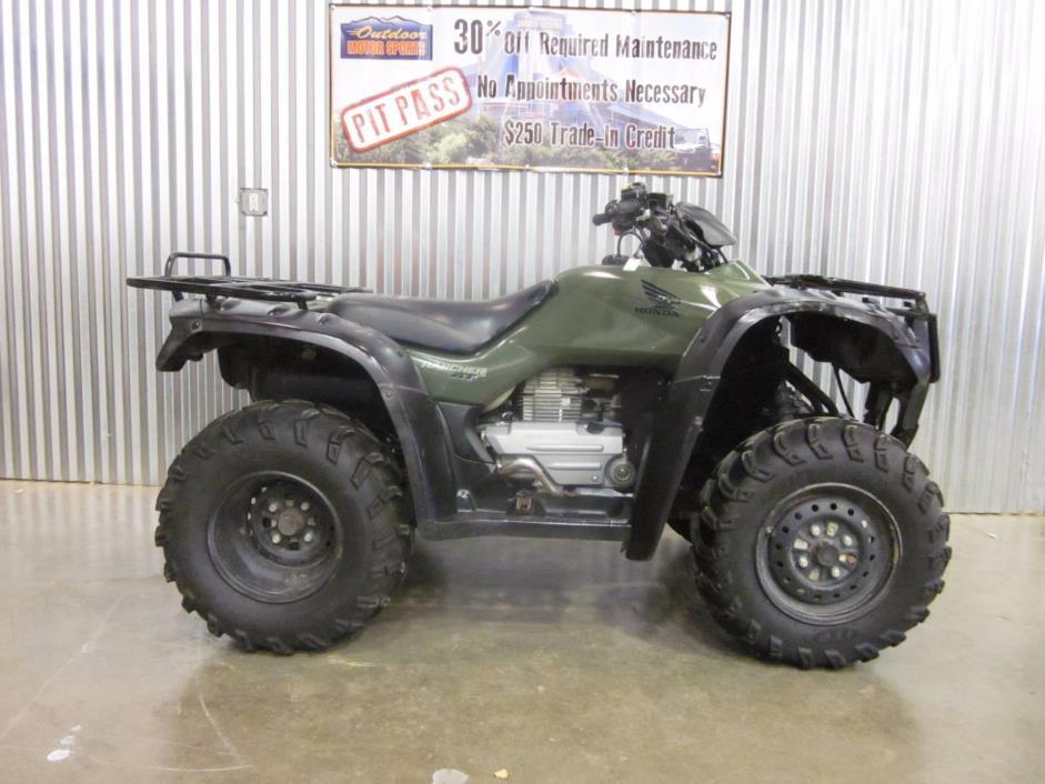 2004 Honda FourTrax Rancher AT
