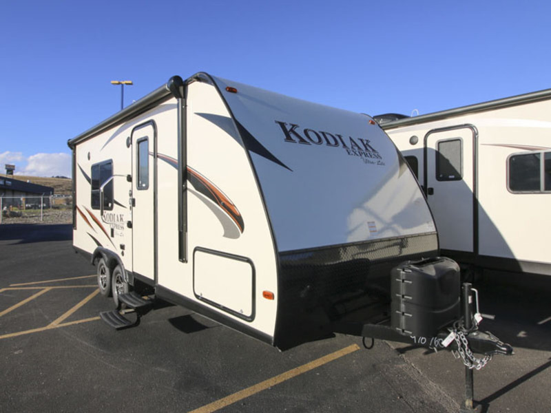 Kodiak Ultra Light Travel Trailers For Sale