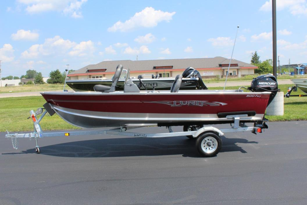 Lund 1600 fury boats for sale in michigan for Fishing boats for sale craigslist