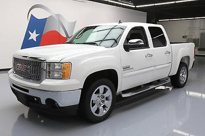 2011 GMC Sierra 1500 SLE Crew Cab Pickup 4-Door 2011 GMC SIERRA TEXAS CREW SLE 6-PASS BEDLINER 20'S 38K #147987 Texas Direct
