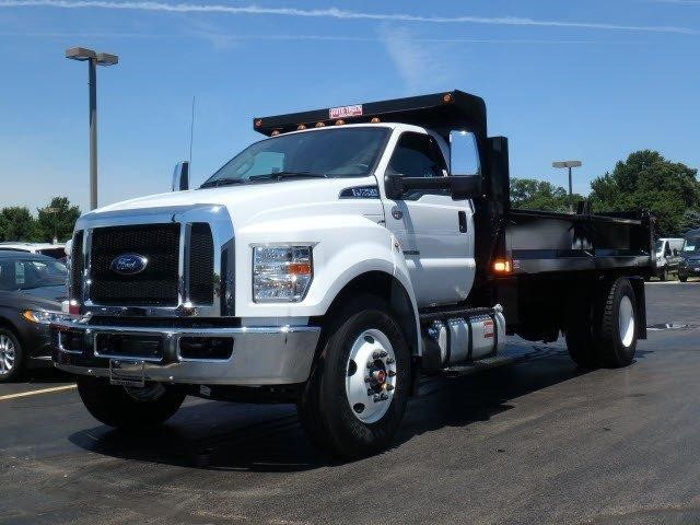 2017 Ford F-750  Contractor Truck