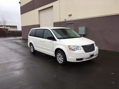 2009 Chrysler Town & Country LX Chrysler Town & Country 2009