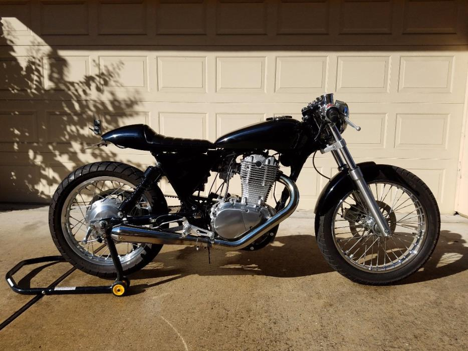 Suzuki S40 Cafe Racer Motorcycles For Sale