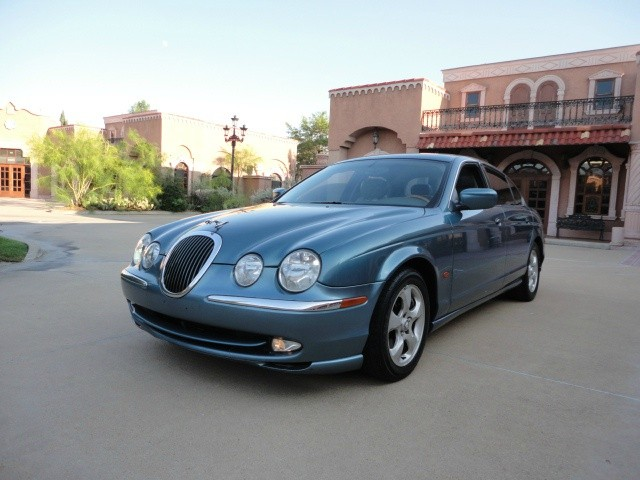 2001 Jaguar S-TYPE 4dr Sdn V6