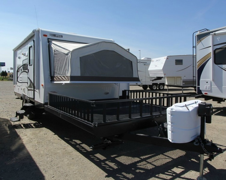 2014 Forest River Rockwood Roo 21RS