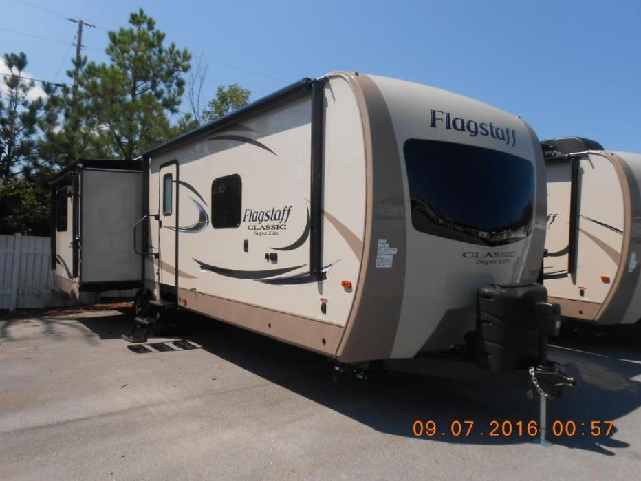 Forest River Flagstaff 832 Ikbs Rvs For Sale