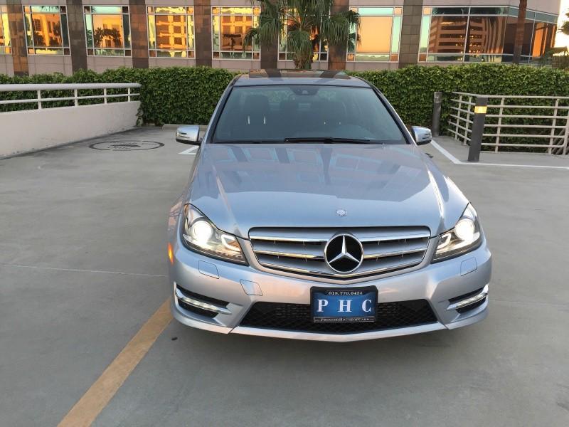 2013 Mercedes-Benz C250 RWD